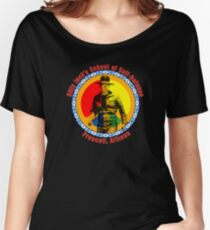 Billy Jack's School of Self Defense Women's Relaxed Fit T-Shirt