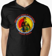 Billy Jack's School of Self Defense Men's V-Neck T-Shirt