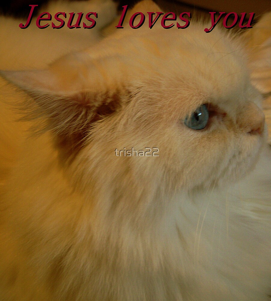 Jesus Loves You by trisha22