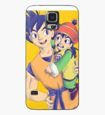 Son Goku & Son Case/Skin for Samsung Galaxy