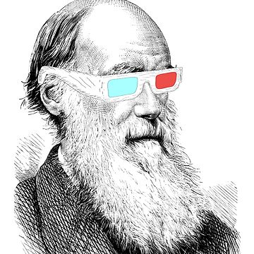 Charles darwin 3D by ToroE