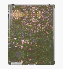 Flowers on 35mm iPad Case/Skin