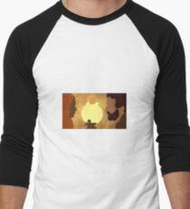 Amy and Vincent van Gogh Men's Baseball ¾ T-Shirt