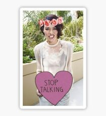 Lena Headey x4 Sticker