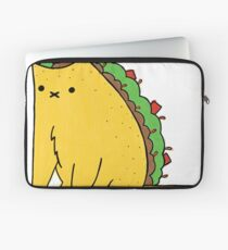 Tacocat: the cat who is a taco Laptop Sleeve
