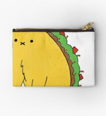 Tacocat: the cat who is a taco Studio Pouch