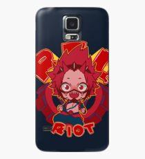 Funda/vinilo para Samsung Galaxy Red Boy