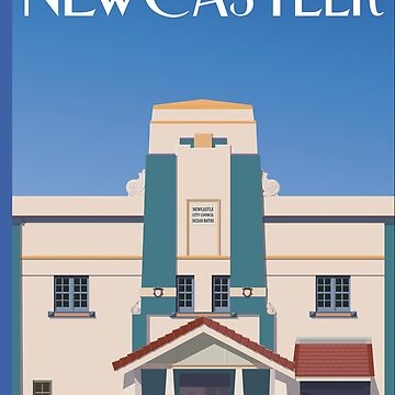 Newcastler Cover 3 by CarvedGreenman