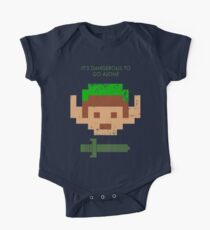 Dangerous to go alone. Kids Clothes