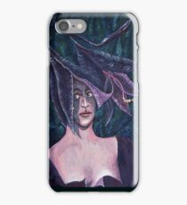 Lily Lady iPhone Case/Skin