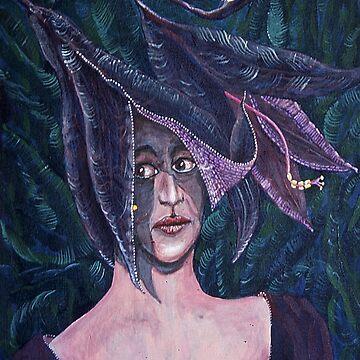 Lily Lady by JamesLHamilton