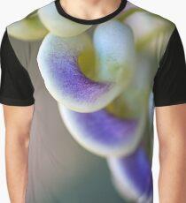The Corkscrew Flower Graphic T-Shirt