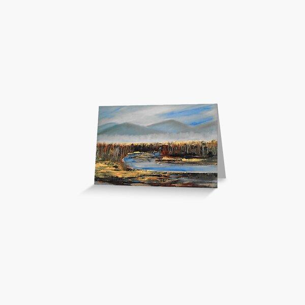 Cairngorm Mountains, Scotland Greeting Card