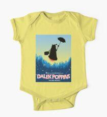 Dalek Poppins  One Piece - Short Sleeve