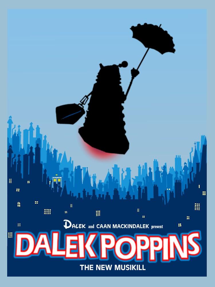 TShirtGifter presents: Dalek Poppins  | Women's T-Shirt