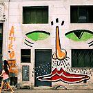 Buenos Aires Street Art 2009 by Tash  Menon