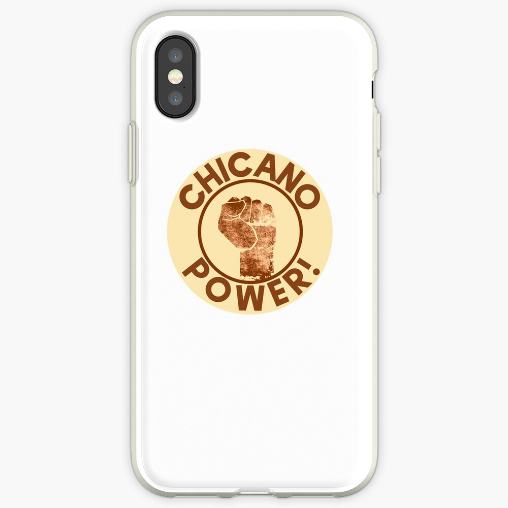 Chicano Power iPhone-Hüllen & Cover