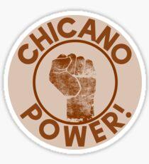 Chicano Power  Sticker