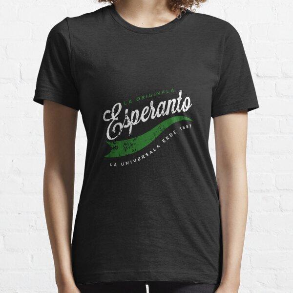 Esperanto La Universala ekde 1887 Essential T-Shirt