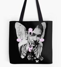 Frida -Black Tote Bag