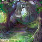 «Bosque de Elven» de Johannes Kert Roots