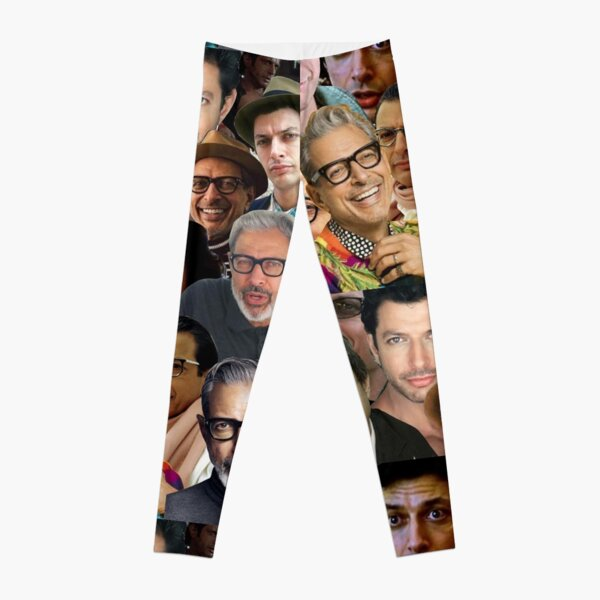 Jeff goldblum  Leggings