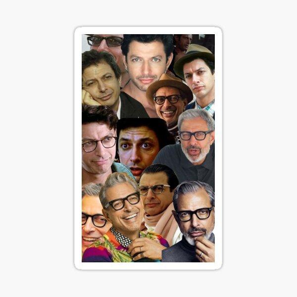 Jeff goldblum  Sticker