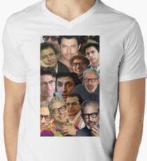 Jeff goldblum  V-Neck T-Shirt