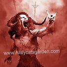 Dio- ablo - The Devil you know by Alleycatsgarden
