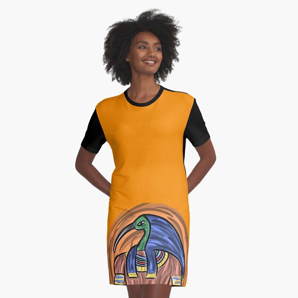 Thot T-Shirt Kleid