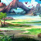 «playa Paraíso» de Johannes Kert Roots