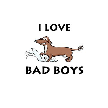 """""""I Love Bad Boys"""" by TomAsche"""