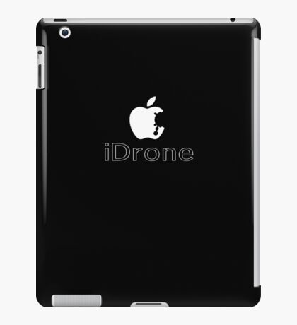 The iDrone iPad Case/Skin