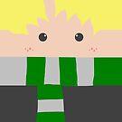 Draco Malfoy Iphone Case by Mhaddie