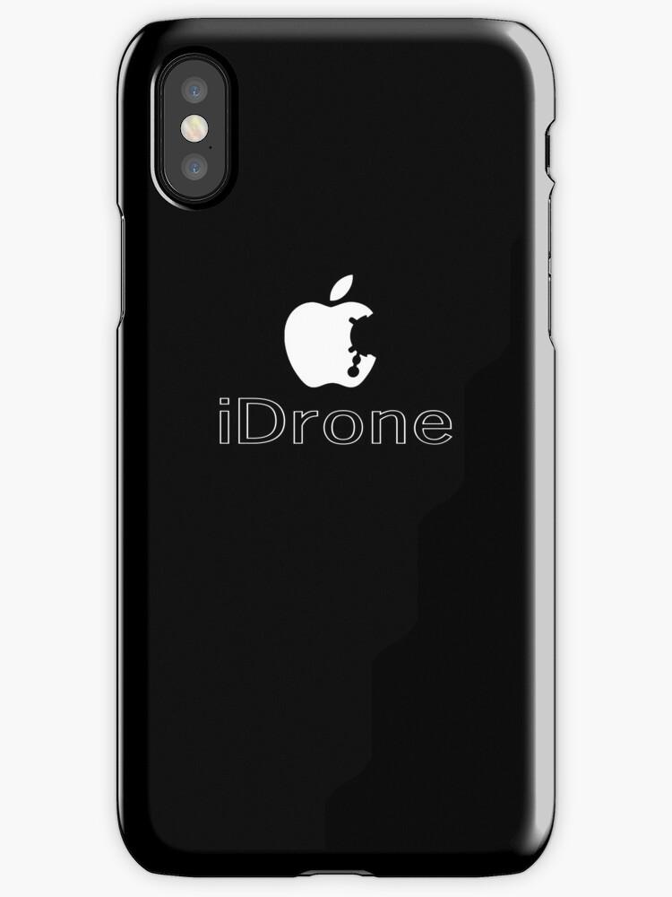 The iDrone by ToneCartoons