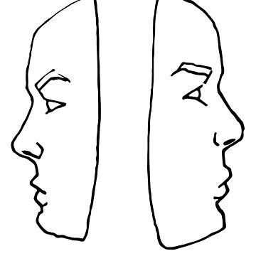 Two Faces by voitaro