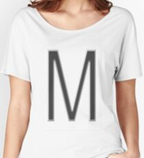 M Affordable Printed Products Women's Relaxed Fit T-Shirt