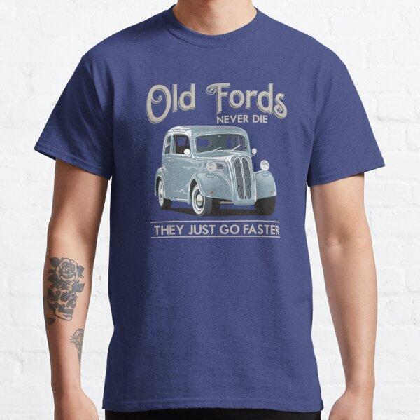Anglia 105e estate original sketch  t-shirt