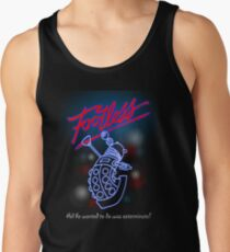 Footless - All he wanted to do was exterminate! Tank Top