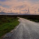 The Road to Benbecula by Alexander Mcrobbie-Munro
