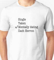 zach herron Unisex T-Shirt