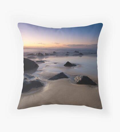 Sunset over Tea Tree Bay Throw Pillow