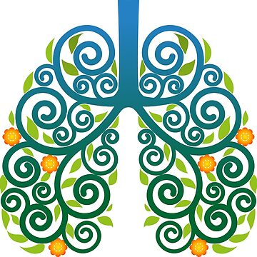 Healthy lung for healthy life by msjeje