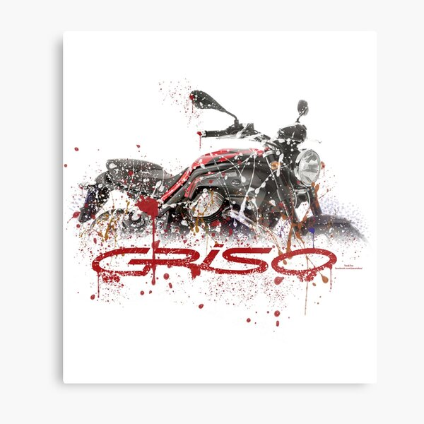 MG 1200 SE Griso Red Devil  Metal Print