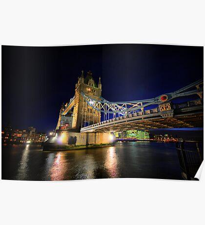 London Tower Bridge No. 1.000.002 Poster