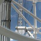 London Eye by Rosalie M
