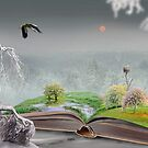 Spring Story by Igor Zenin