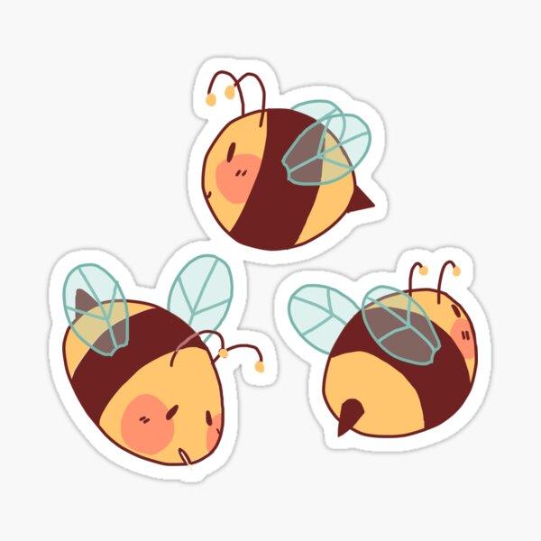 BEES! Sticker
