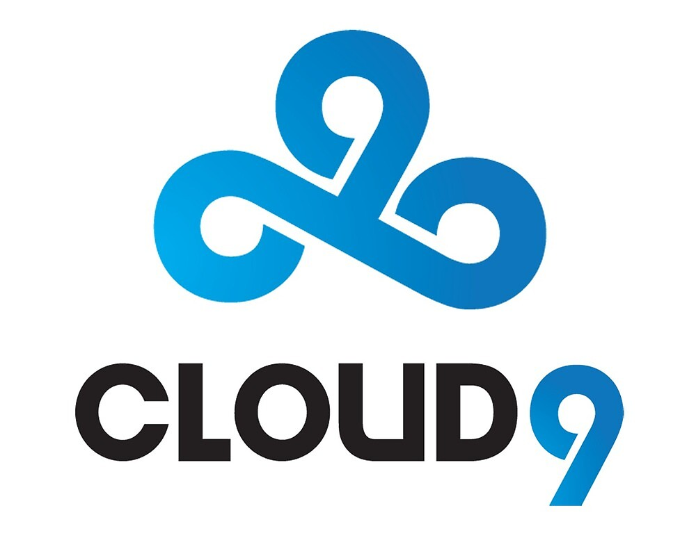 quotcloud 9 lol logoquot by lingua94 redbubble