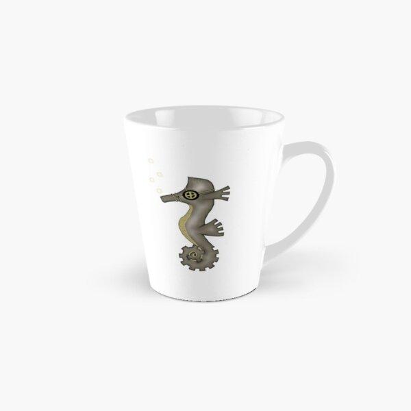 Sir Angustus Finn - Nautical Steampunk Seahorse Tall Mug